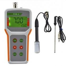 Преносим pH-метър PHB-4